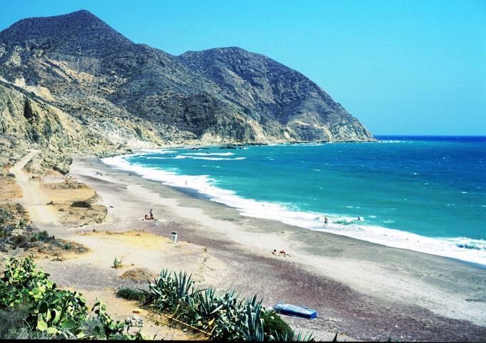 Andaluzja - Costa Almeria